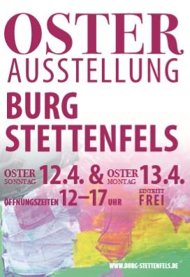 Ostermarkt Burg Stettenfels